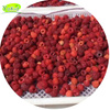 IQF raspberries cultivated 2016 red whole crumble