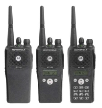 Motorola radio communication CP140