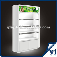 Shopping Mall Wonderful Cosmetic Display Cabinet and Showcase/Designs Cosmetic Display Cabinet