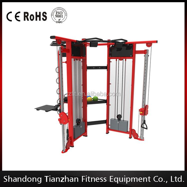 Productos de fitness equipo de gimnasio multifuncional tz for Productos gimnasio