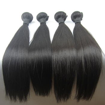 Wholesale Hair Vendors No Tangle No Shedding Cuticle Aligned Hair Malaysian Silky Straight Virgin Remy Hair