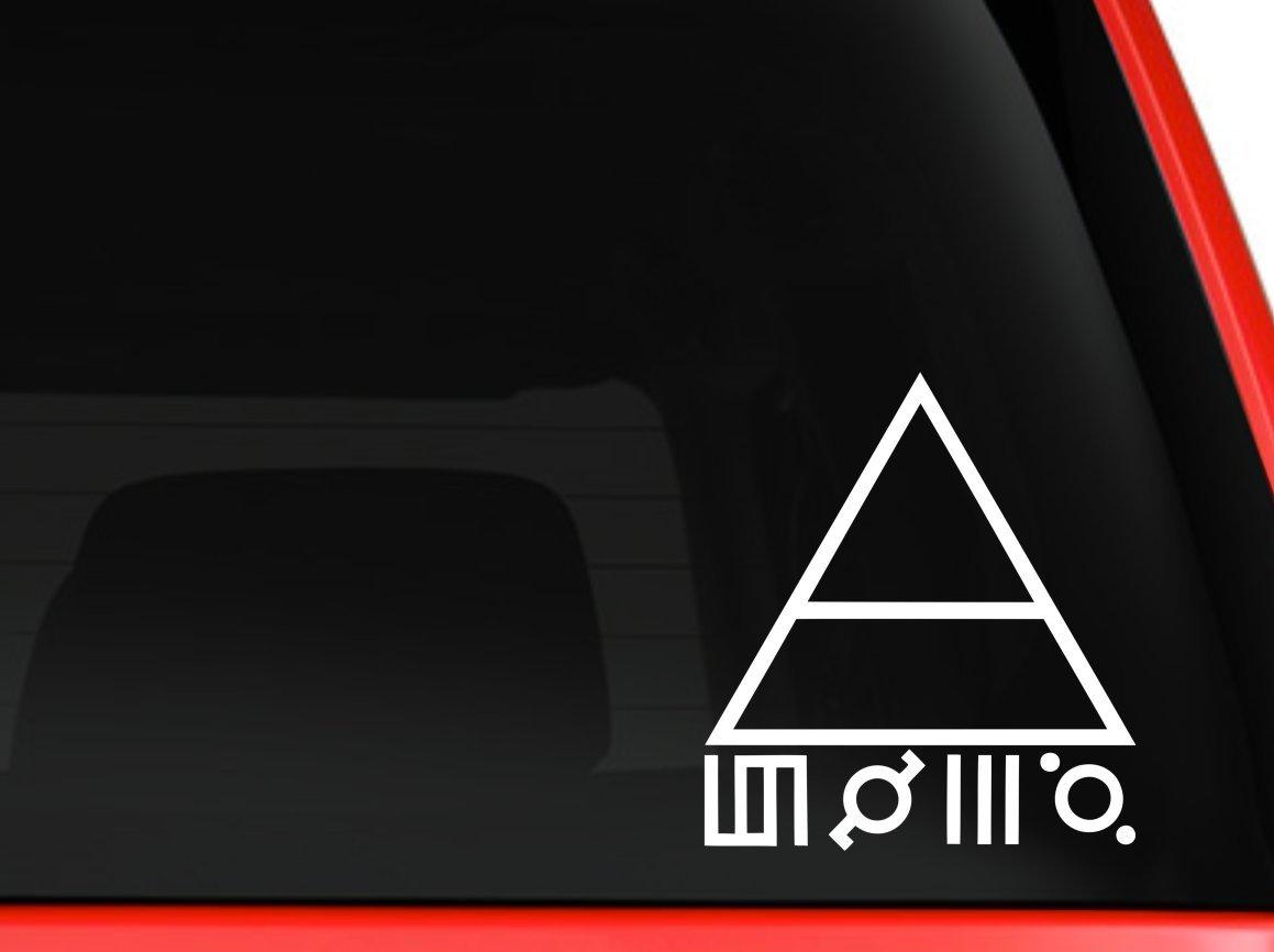 Buy Arts 30 Seconds To Mars Band Logo Symbol Design Rock Music Car