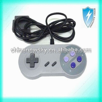 New 16 bit controller for super nintendo