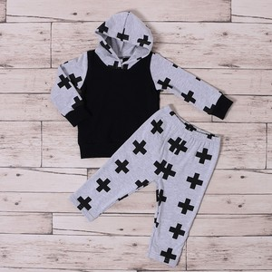 Kids Remark Clothing Set Wholesale Baby Fall Clothes Newarrival Baby Boy Clothing