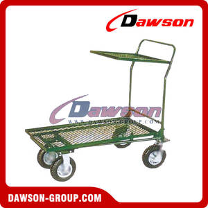 Wholesale hand trolley prices power garden cart