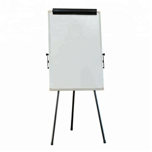 high quality portable lap triangle magnetic white board for student