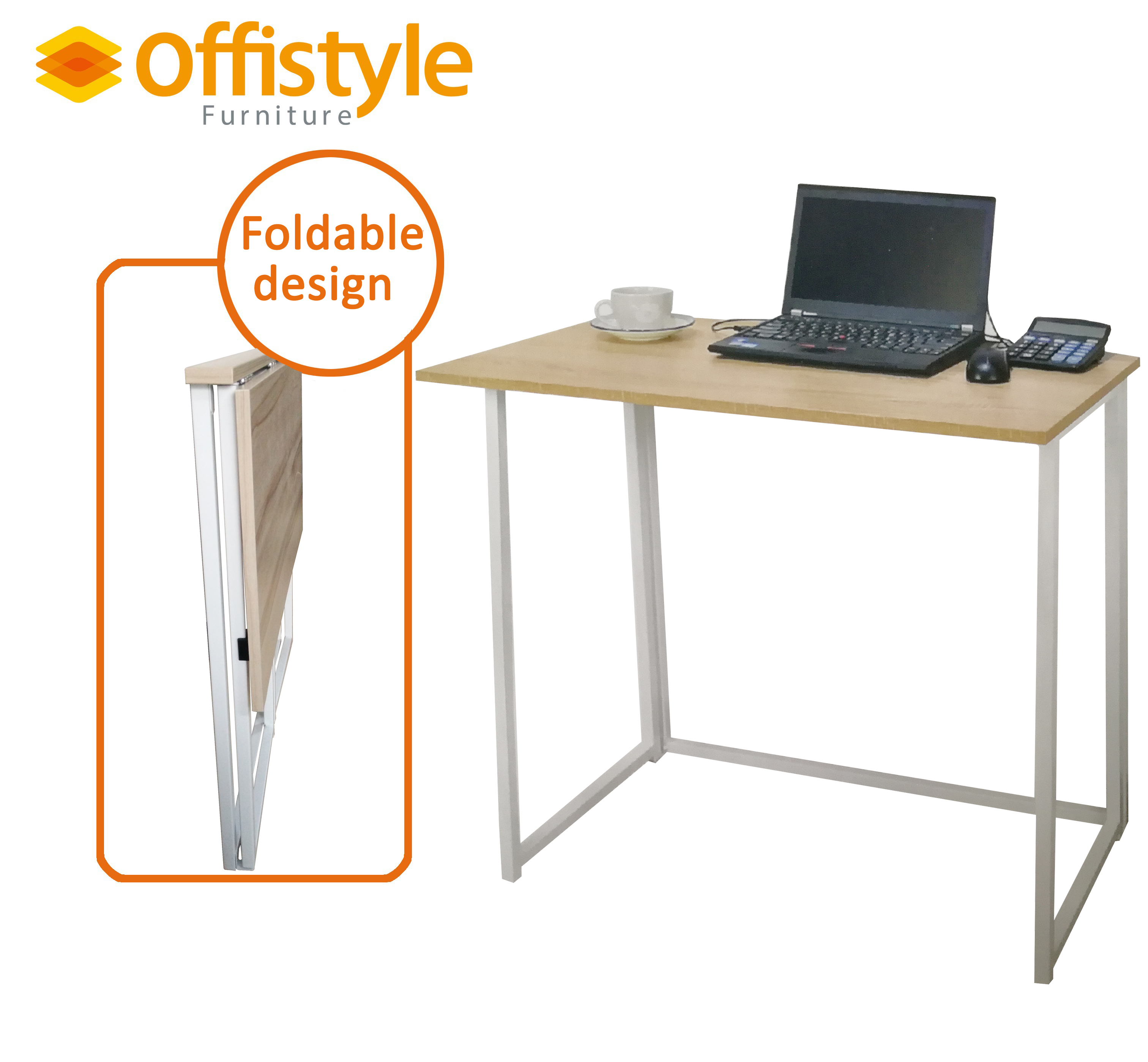 - Factory Supply Folding Computer Desks Home Office Laptop Desktop
