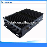 D2550 Mini Industrial Embedded Computer without Fan Fanless PC