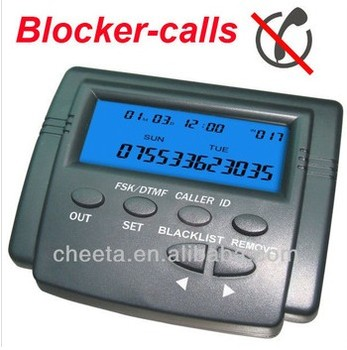 Fax and incoming call newest phone call blocker