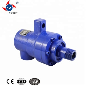 Compound flow hot oil rotary joint steam rotary union