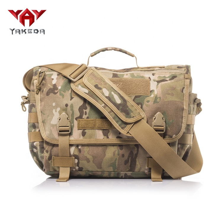 Climbing Bags Sports & Entertainment Burraq Camouflage Nylon Waterproof Shoulder Bag Cross Body Belt Sling Messenger Bag Tactical Military Camouflage Handbag