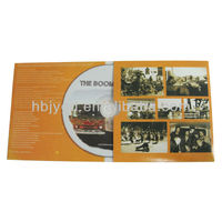 cd replication and printing and packaging service(cardboard sleeve)