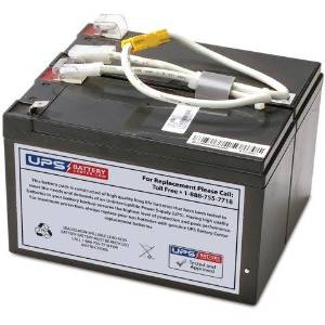 SUA3000R2IX322 UPS RBC43 Battery Cartridge by UPSBatteryCenter