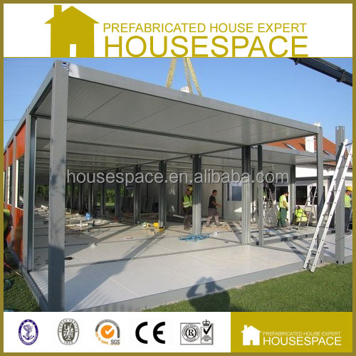 Steel Structure Insect-proofing Prefab Stock House