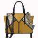 Office Ladies Handbags Faux Leather Tote Bag Top-Handle Messenger Bag