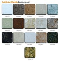 artificial culture stone restaurant tables chairs solid surface acrilic
