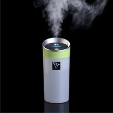 2017 Hot selling Small- O type USB Aromatherapy the latest mini cute 300 ml humidifier and essential oil diffuser