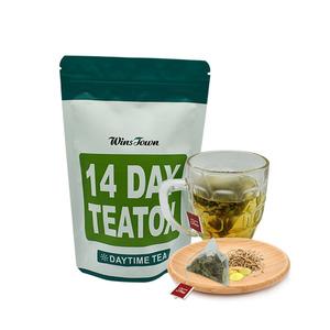 OEM Chinese Natural Herb Private Label Slimming Detox Tea