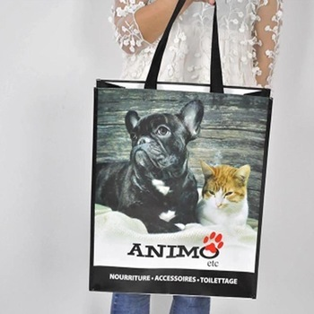 Suitable For Everyone Wholesale Printing Animal Shopping Bag