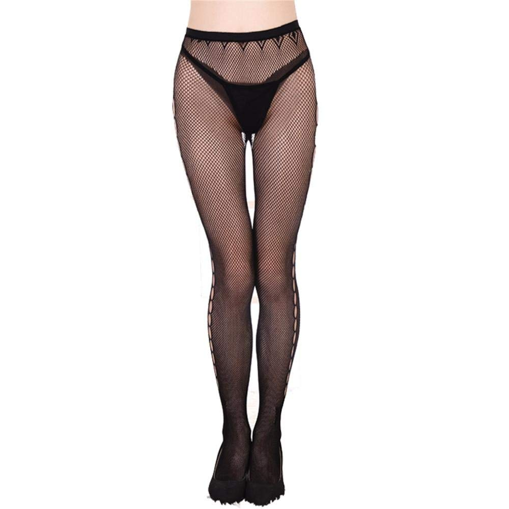 22e7336928886 Get Quotations · Monfils Sexy Reinforced T Crotch Lace Hosiery Sheer  Pantyhose Tights Stockings (For High5'-