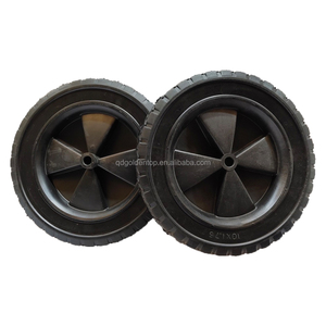solid rubber toy wheel/solid rubber tire/rubber wheel for toys