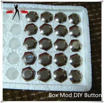 High Quality Diy Mini Ecig Atomizer Tank Hellboy Rda Vape Mod Button Diy -  Buy Vape Mod Button Diy,Atomizer Tank Hellboy Rda,Diy Mini Ecig Product on