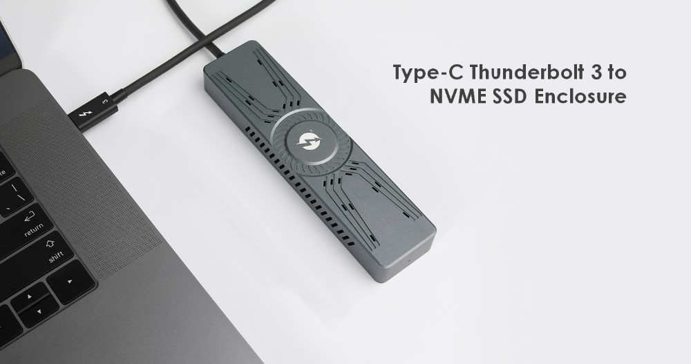 2019 Trending Type-C Thunderbolt 3 To Nvme SSD With Intel Certified, View  NVME, winstars Product Details from Winstars Technology Limited on