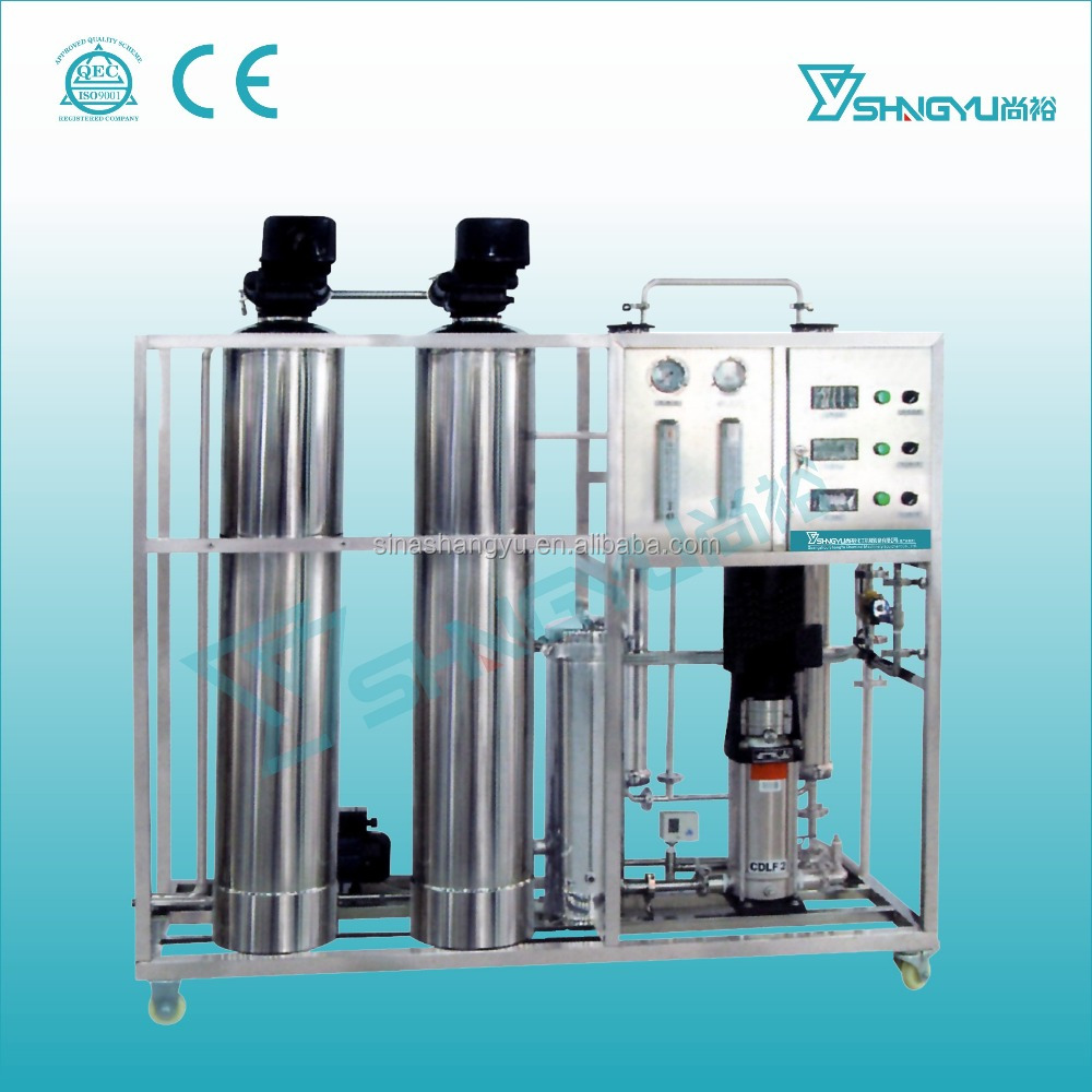 China new technology supreme quality reverse osmosis Water Purification System Production Line/water treatment sytem