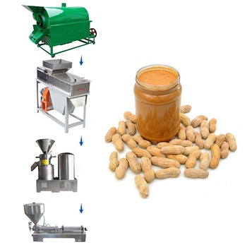 small peanut butter grinder machine stainless steel nut butter make machine