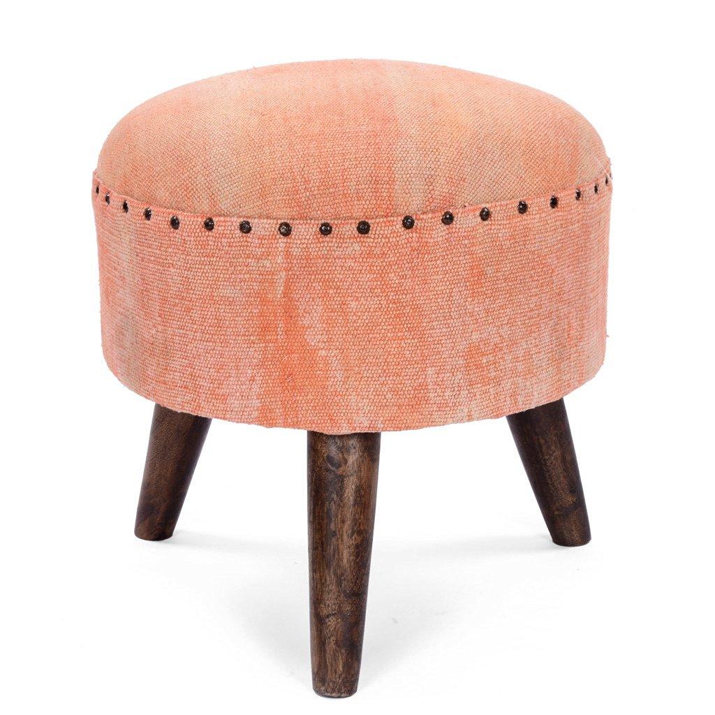NATURAL FURNISH Wooden Stool Standard Multicolor