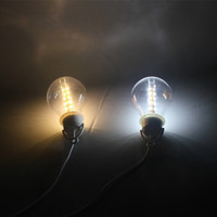 Portable Outdoor Hook USB 5V LED Bulb Light For Camping Night