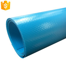Truck Covering Extra Heavy Duty PVC Coated Tarpaulin Fabric , Durable and Waterproof PVC Coated Polyester Fabric