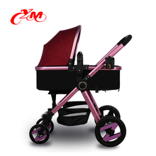 Wholesale See baby stroller folding portable four-wheel /damping baby carriage/safety belt for baby stroller manufacturing