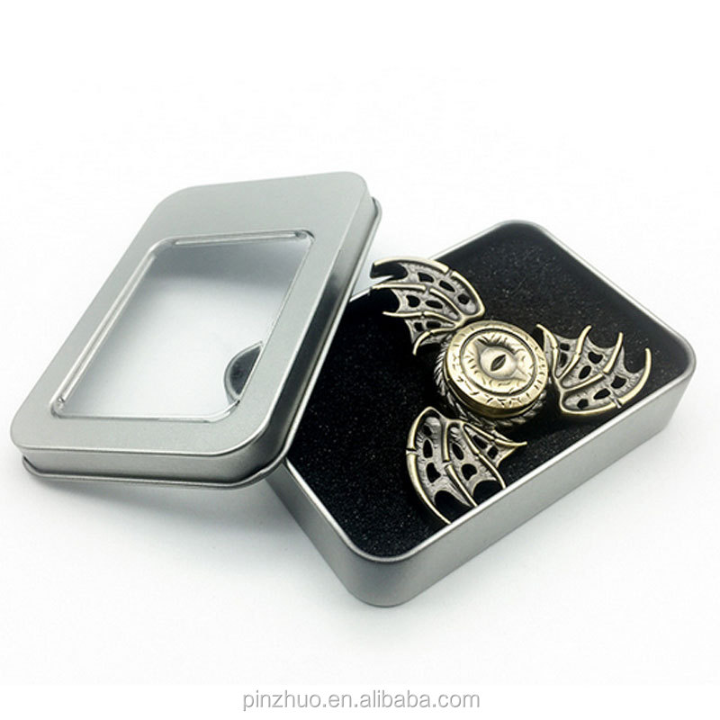 batmen wind spinner with luxury spinner case chinese supplier