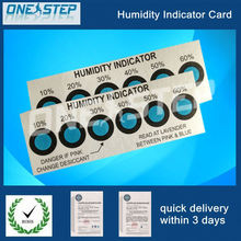 2012 top sales humidity indicator cards