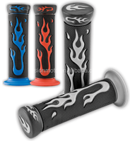 Hot sale Rubber and Aluminum material Motorcycle handle grip VM06-001