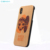 3D Custom Uv Printed Design Blank Wood Phone Cases Cover For Iphone X XR XS MAX