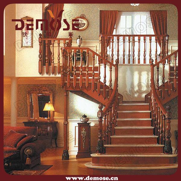 Escaleras de madera para interiores dise o con precios baratos escaleras identificaci n del - Escaleras de madera para interior ...