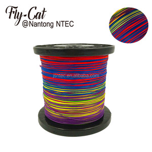 8 Strands1000M multifilament multicolor PE braid fishing line 10lB 20LB 30LB 40LB 60LB 80LB 100LB