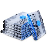 6 Pack Space Saver Bags Premium Vacuum Seal Storage Bags for Clothes Blankets Quilts 2 Jumbo and 4 X-Large