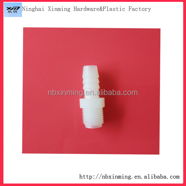 Plastic 1 4 npt hose barb fitting