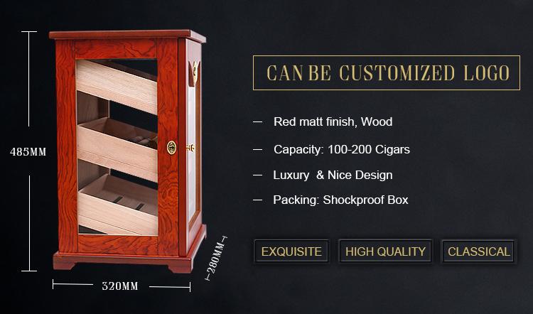 cohiba grande armário de madeira charutos umidificadores, Cubano charuto humidor gabinete, lustroso piano gabinete charuto humidor