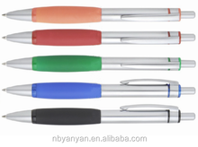 Promotional advertising plastic click gift ball pen