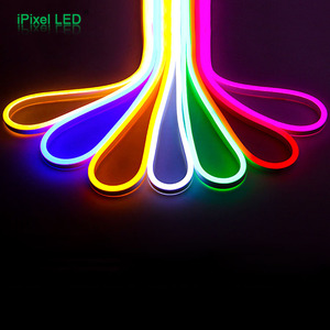 LED rope light waterproof 5050 rope light led rgb colorful LED strips for  holiday lighting