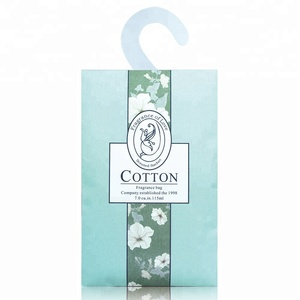 Wholesale OEM/ODM fresh scented sachet