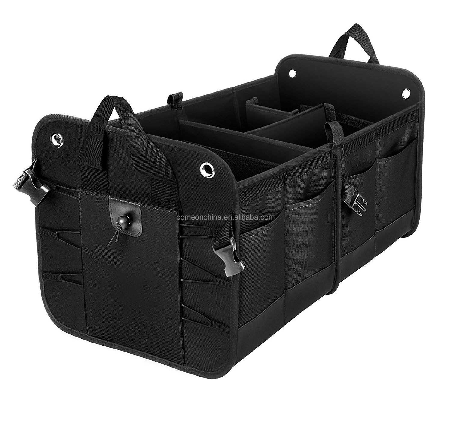 Foldable Collapsible Trunk Organizer Storage Box