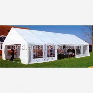 Polyester Fabric Steel Pole Frame Storage Tent