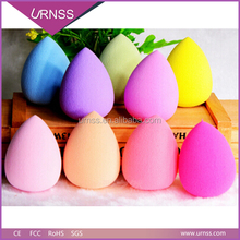 Free samples latex free teardrop makeup sponge with high quality cheap price