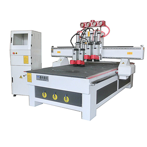 Cheap multi head drilling machine Heavy Duty door windows cabinets wood cnc router