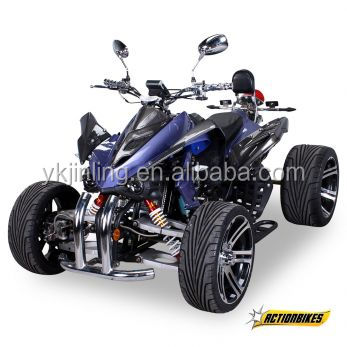 EEC Approved 250cc water cooled Racing ATV for 2 passengers
